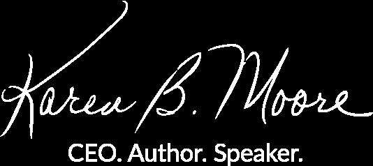 Karen Moore Logo